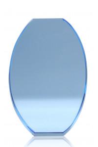 Oval Interchange Blue