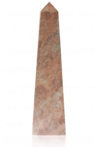Straight Obelisk Pink Marble