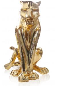 Imposing Cat Copper