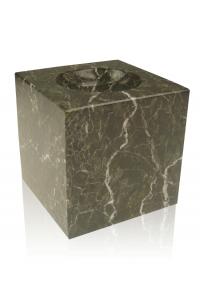 Jade Leaf Marble Base