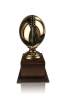 Golden Metal Football 1