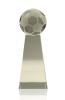 Crystal Soccer Ball Tower