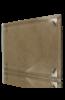Metallic Leaf Plaque