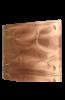 Bronze Swirl Plaque