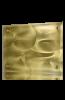 Gold Swirl Plaque