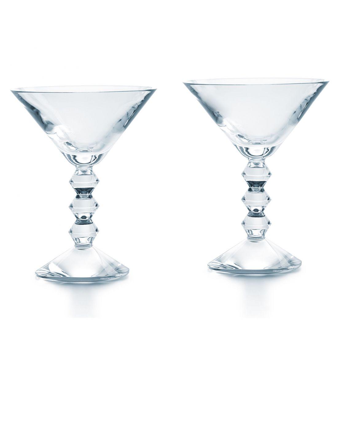Véga Martini Glass, Set of 2