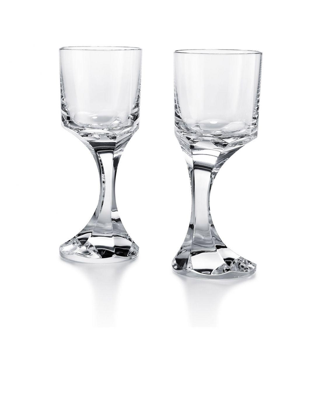 Narcisse Glass, Set of 2