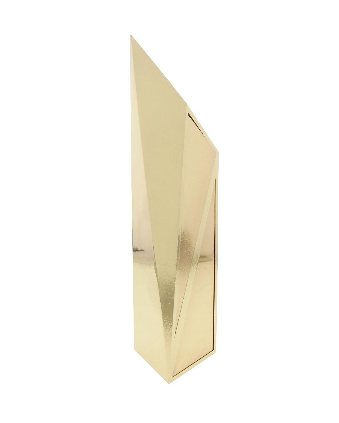 Modern Tower Gold