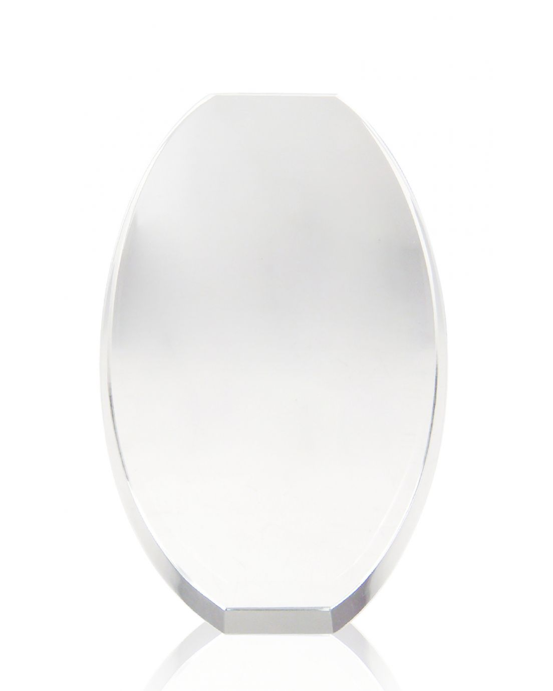 Oval Interchange Clear