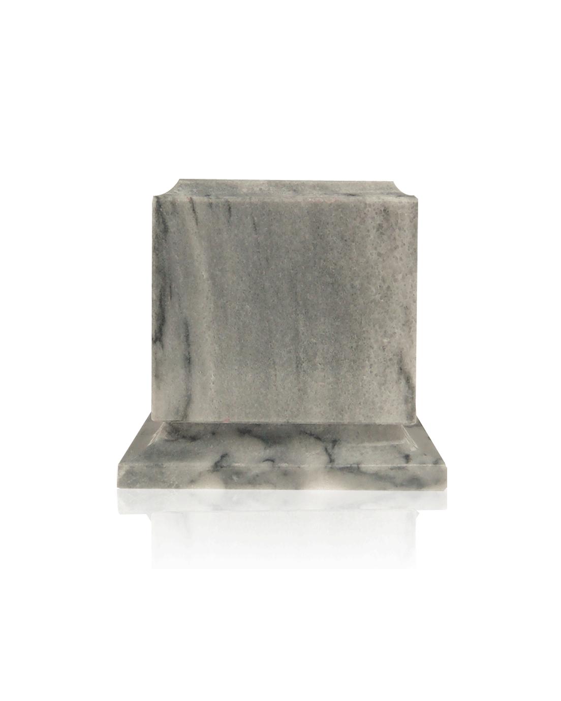 Gray Marble Base