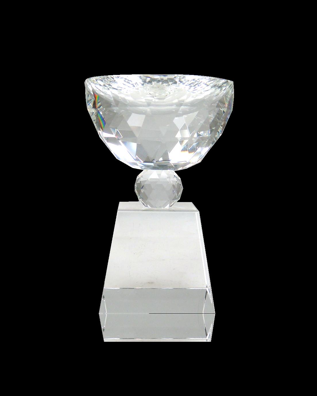 Crystal Goblet Short