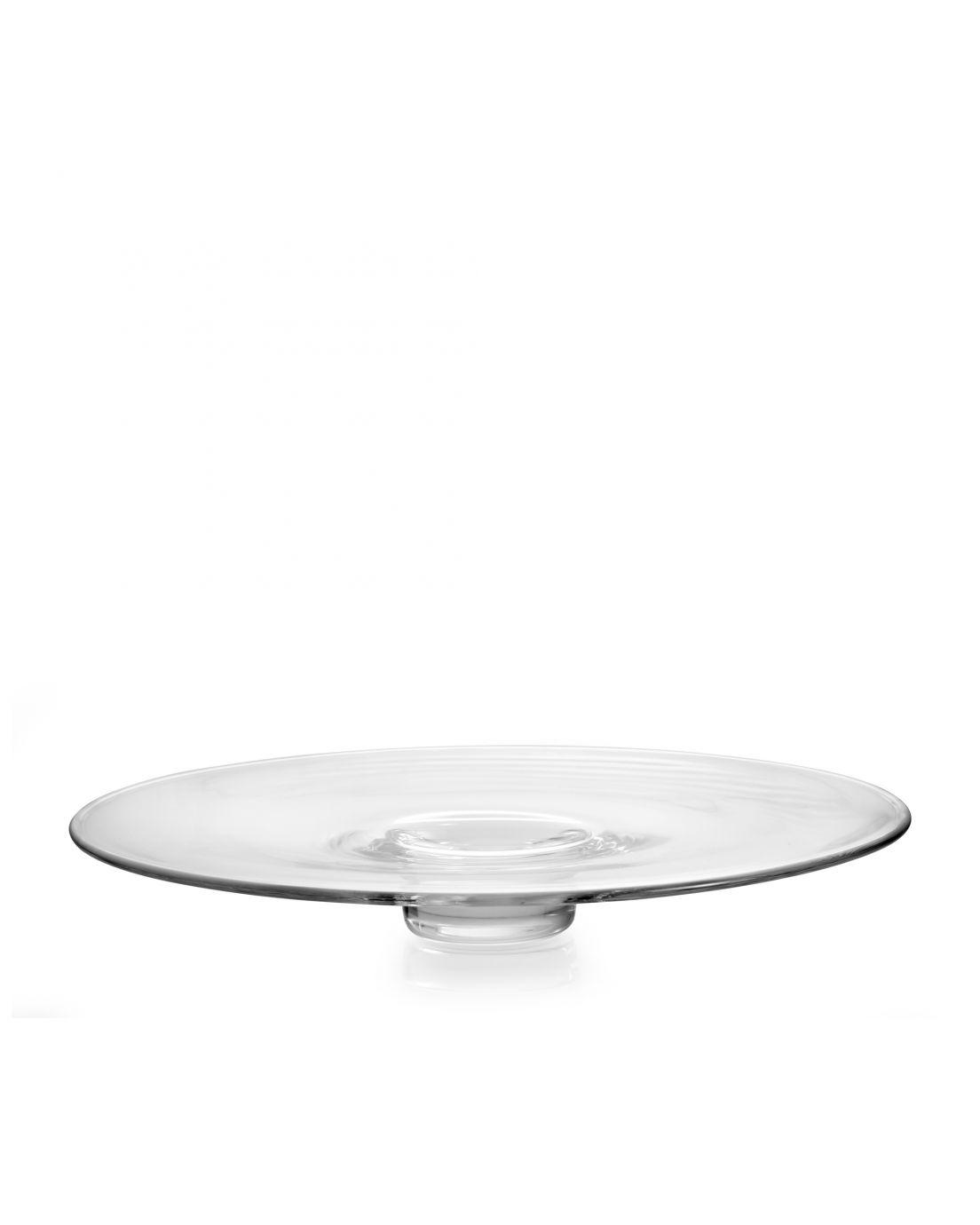 Moderne Round Platter
