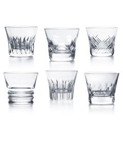 Everyday Baccarat Classic, Set of 6