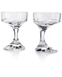 Narcisse Champagne Coupe, Set of 2