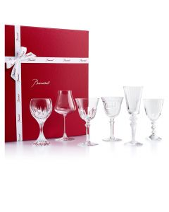 Wine Therapy Set, 6 Glasses