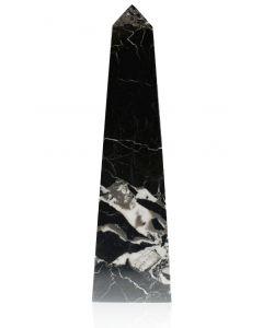 Straight Obelisk Black Zebra