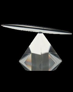 Optical Crystal Spinning Pen Set