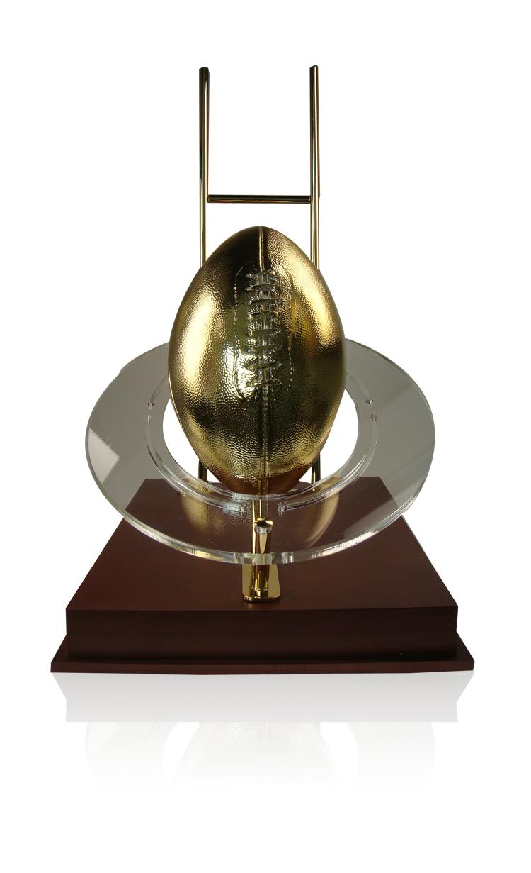 Uprights Football Display