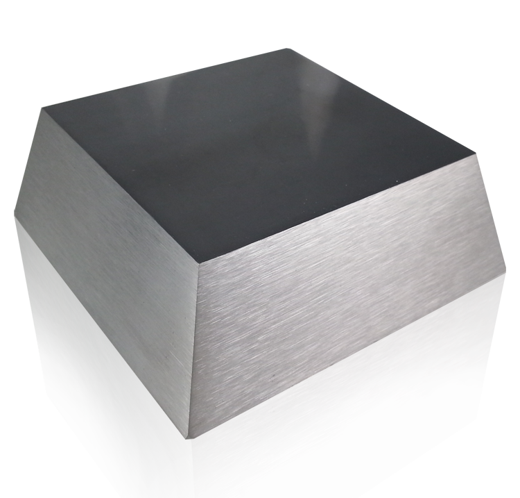 Silver Square Award Base