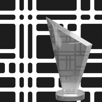 Customized Award Digital Pattern