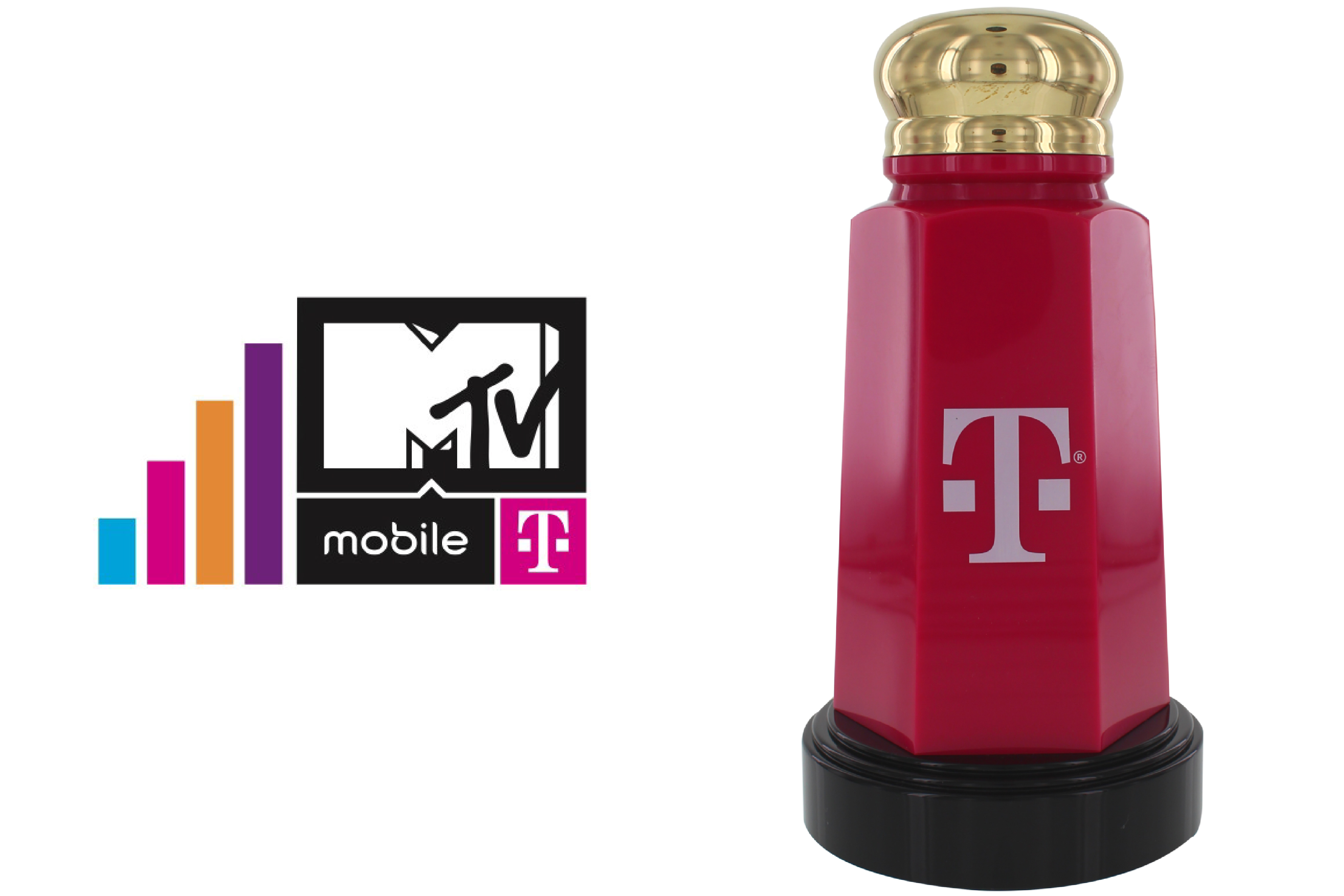 T-Mobile Golden Salt Award for the Best Break-up presented at the MTV Movie Awards