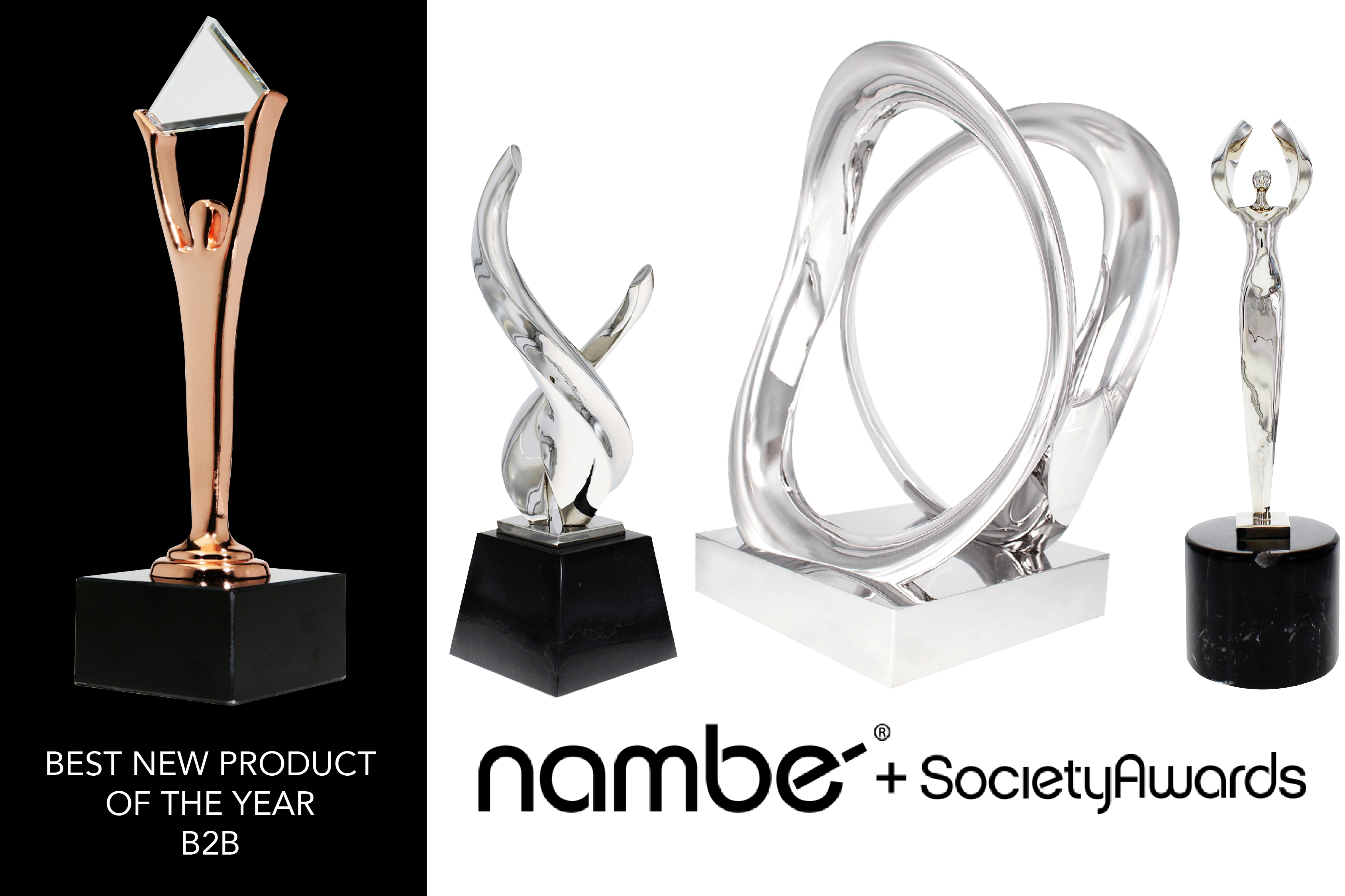 Nambé + Society Awards honored with Bronze Stevie IBA