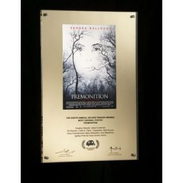 Official Selection Silver Poster