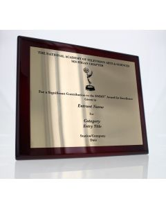 Production Plaque