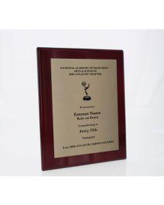 Nomination Plaque