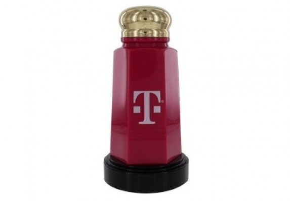 Custom salt-shaker trophy crafted in partnership with T-Mobile to be presented at the MTV Movie Awards.