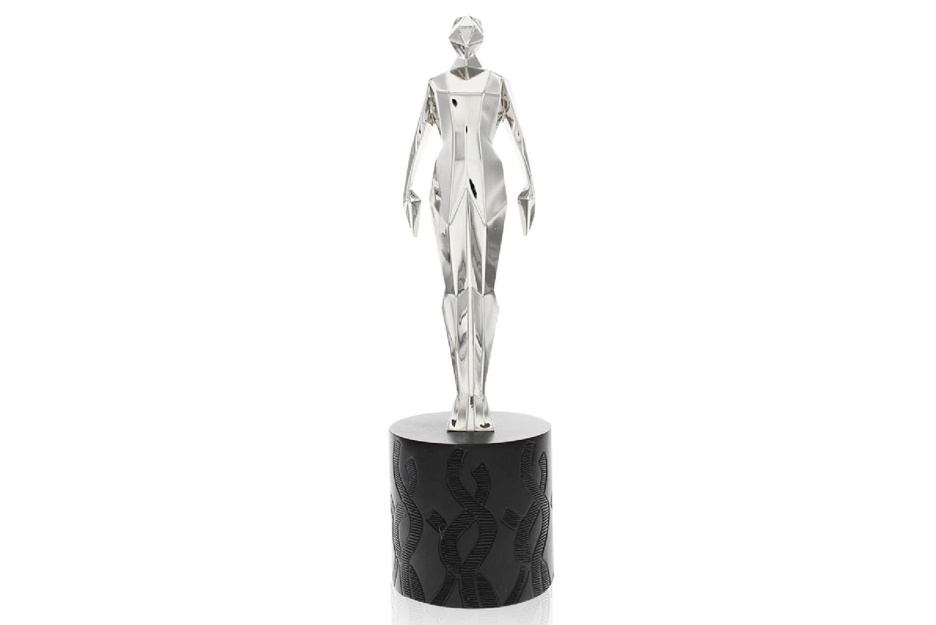 Faceted Figure Digital Video Award