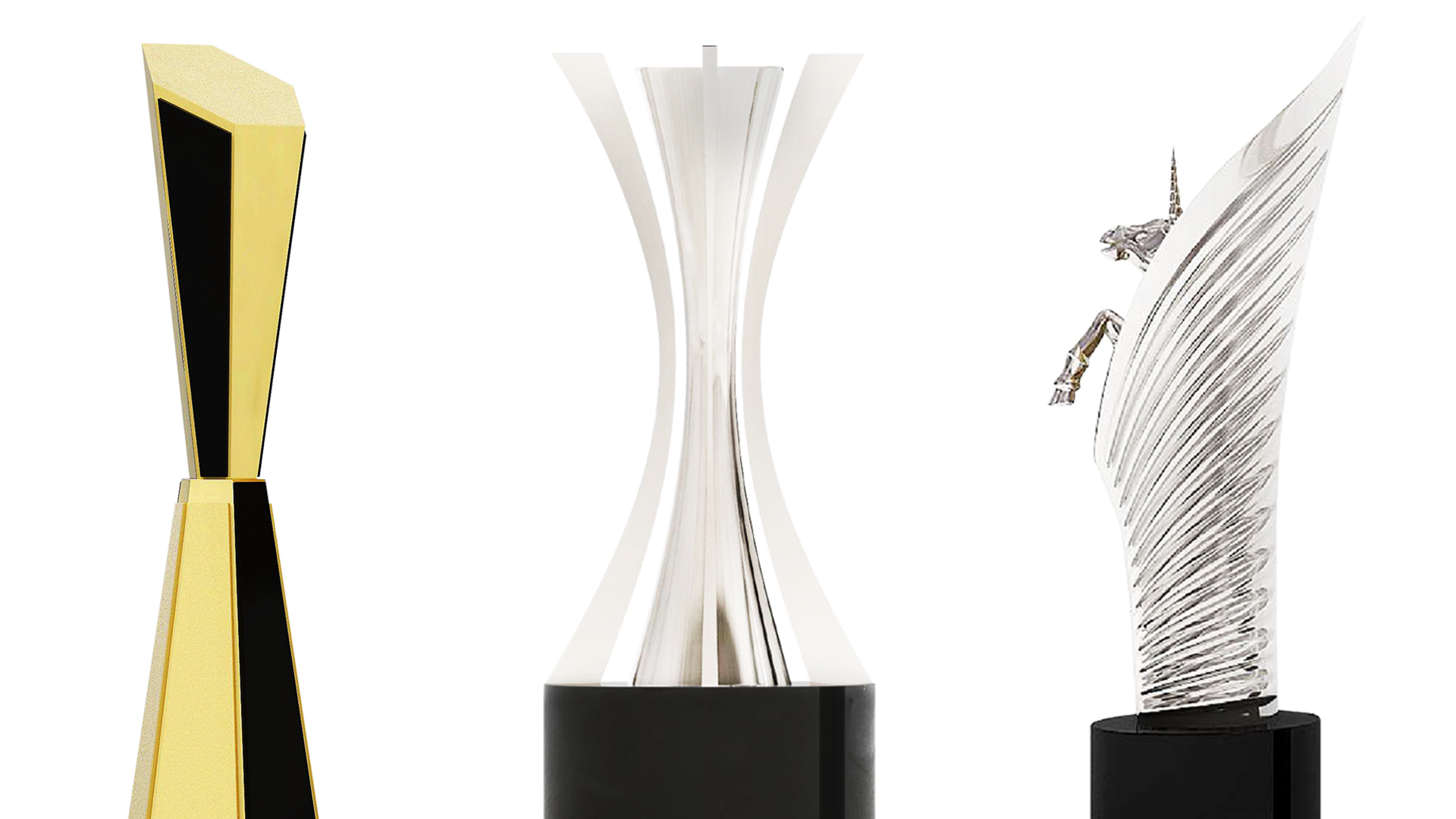 Corporate Trophies Are A Touch of Glass Gifts